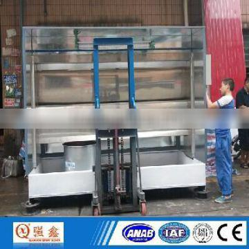 Offer customized woodworking spray booth