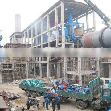 Construction ceramsite production line (Lightweight Expanded Clay Aggregate) factory (LECA), China Yufeng Brand