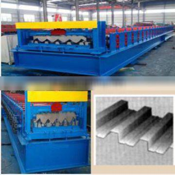 H60 color steel roll forming machine for russian
