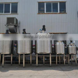 Skin care products Steam Boiler Chemical Mixing Container