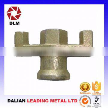 Fabrication OEM Foundry Services Custom casting scaffolding parts