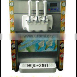 counter top soft ice cream machine (CE Approved , Manufacturer)