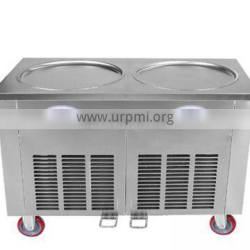 CE Approved Intelligent Temperature Control with 1 Refrigerant instant fried ice cream rolls machine