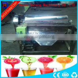 separating pulp and seed machine Automatic syrup machine