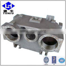Aluminium die casting part with ISO9001 and CE
