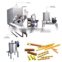 KH-DJJ 2015 new and multifuction egg roll production line