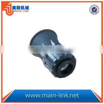 Black plastic Nozzle holders made in China