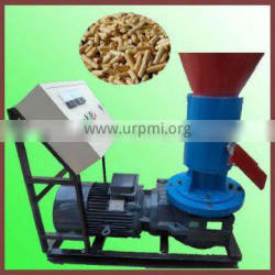 China best-selling flat-die rice straw pellet/mill machines with wide adaptable