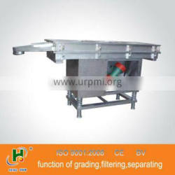 HY mature stainless steel linear vibratin separator for food