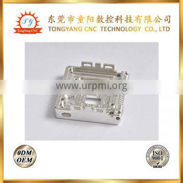 high precision oem cnc router parts from dongguan