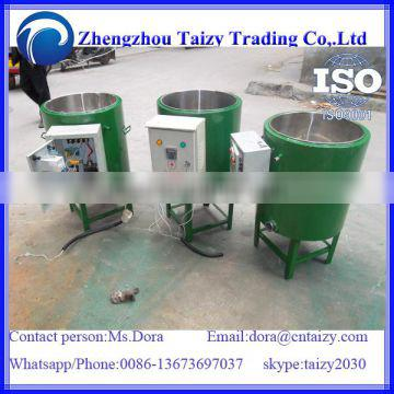 low price new type wax melting machine /candle wax melting machine