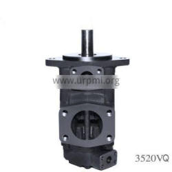 VQ series double pumps for engineering machinery, 3520vq hydraulic motor pump