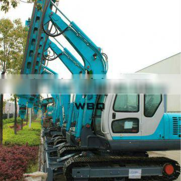 SWDL150 pile driver for construction project