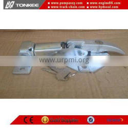 engine cover lock assy