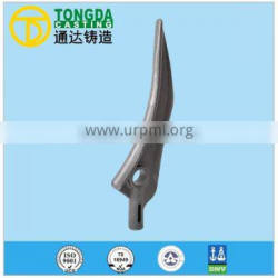 TS16949 OEM agricultural casting colter