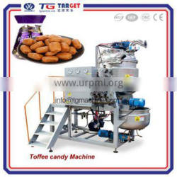 2016 New Design Automatic PLC Controlled Toffee Candy Making Machine