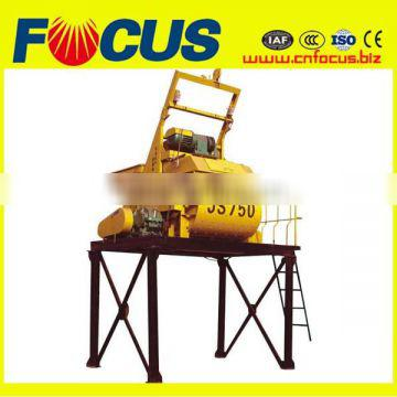 Good Quality& Lower Price 30-35m3/H Electric Planetary Concrete Mixer