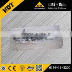 pc450-7 Excavator Injection Nozzle SAA6D102E Injector 6156-11-3300