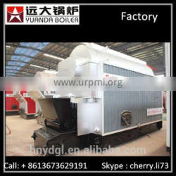 dzl1.4 series coal fired hot water boiler for heating