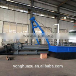 bucket gold dredge /gold dredging boat/scrap barge for sale Quality Choice