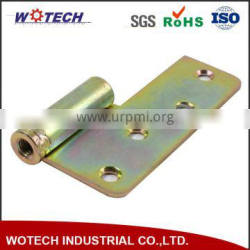 Color galvanized stamping hinge