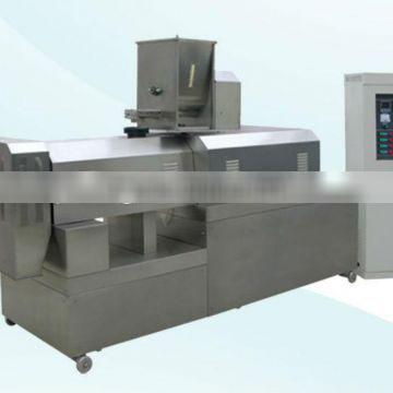 fish feed twin screw extruder/double screw extruder