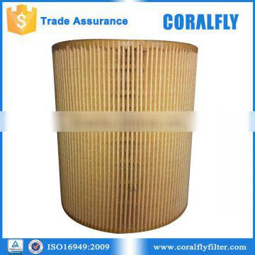 ISO certificated air compressor parts C1250 compressor air filter