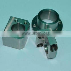 High precision machining stainless steel cnc milled turning parts