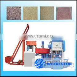 3671 Automatic widely used Terrazzo floor brick making production line