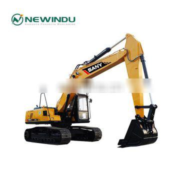 Comfortable Operation SANY 13.5 ton Wheeled Excavator SY155W Small Excavator in Competitive Price