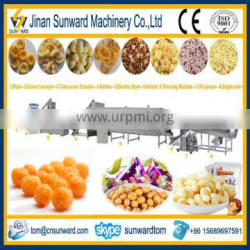 Stainless Steel Corn Inflating Snack Machine With CE