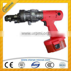 Firefighting Rescue Hydraulic Battery Pipe Cutter Electric Tools