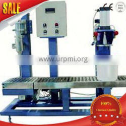 chemical liquid pail weighing filling machine