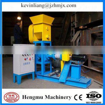 Big profile labor saving floating catfish feed machinery With CE approved