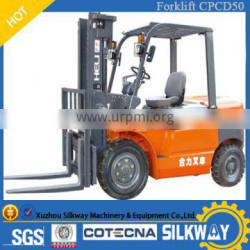 HELI Hot Sale 5 ton Forklift CPC50-WF6 With good quality and good price