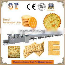 soft and hard and sandwichs biscuit processing line all types biscuit making machine