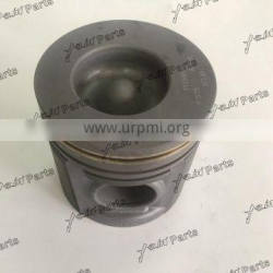 1104A Cylinder Piston Kit With Piston Pin 4115P011 For Excavator Diesel Engine