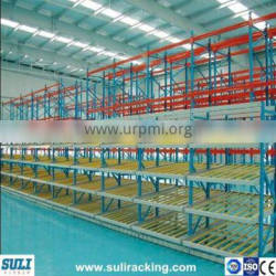 High Quality Production Line Carton Flow Rack For Warehouse Picking System