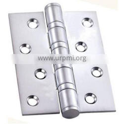 Stamped hinges for doors and cabinets