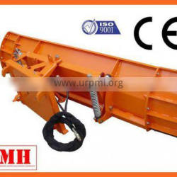 front loader snow plough tractor hydraulic reversible plough