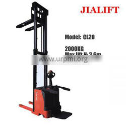 2 ton full electric stacker