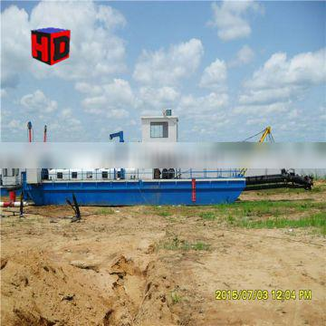 ISO/Ce Approved Cutter Suction Pumping/Dredger for Reservior/Gold/Sliver/Port