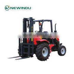 YT O Tractor Mounted Rough Terrain Forklift TC4015 1.5ton rough forklift