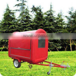 2013 High-Tech Outdoor Mobile Vending Cafe Carts Kiosk with 3 Wheels XR-FC220 B