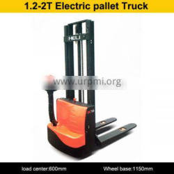 1.2-2t electric warehouse series electric pallet stacker
