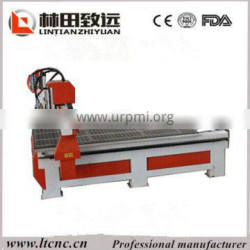 Jinan factory vacuum bed 1325 wood cnc router /cnc 3d router woodworking