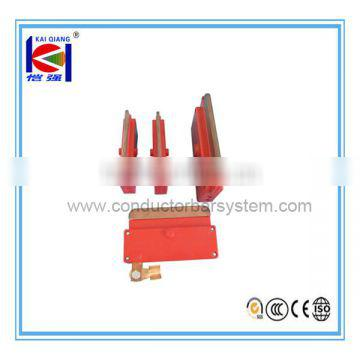 Manufacture bus bar supports