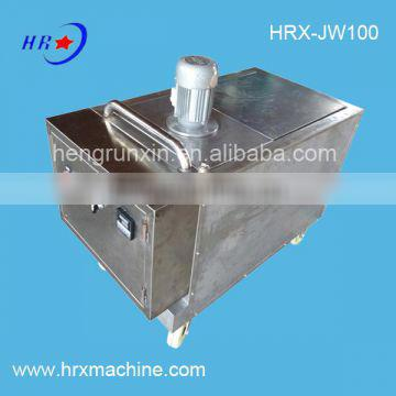 HRX-JW100 paraffin Wax melting machine with automatic pistol for 100kg capacity