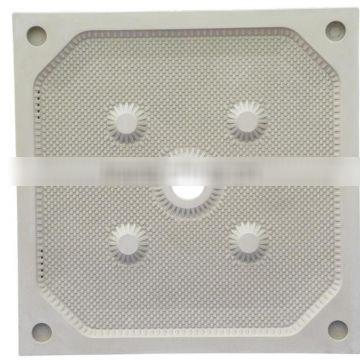 chamber filter plate board use in filter press solid and liquid separation equipment