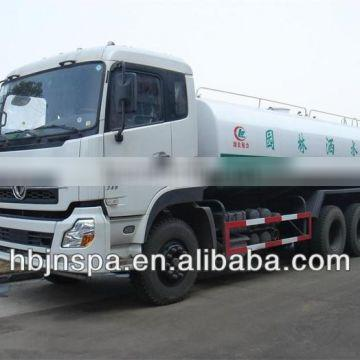 made in china 6*4 Dongfeng 20000L water truck
